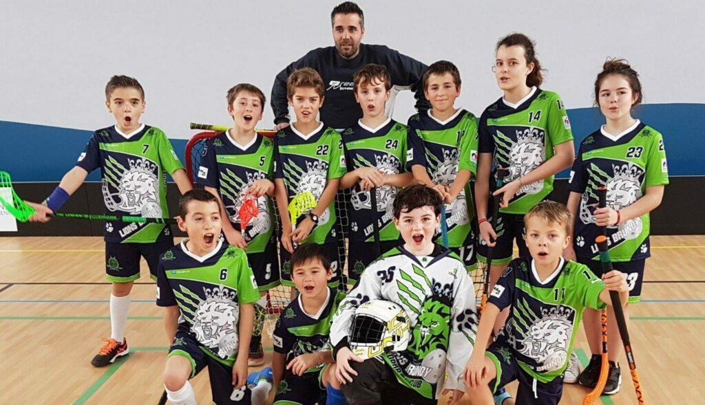 Jeunes Lions portfolio