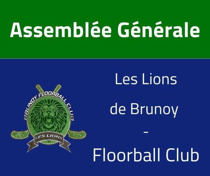 L'assemblée générale des Lions : samedi 26 juin 2021